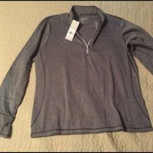Ladies Adidas quarter zip
